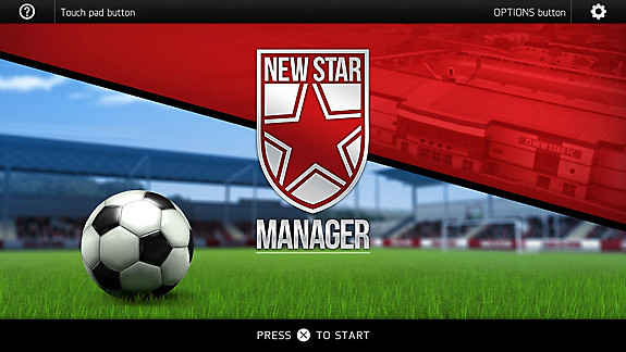 New Star Manager - Screenshot INDEX
