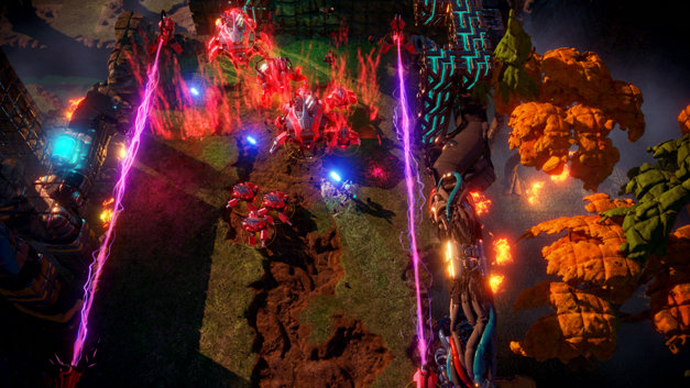 Nex Machina Screenshot 4