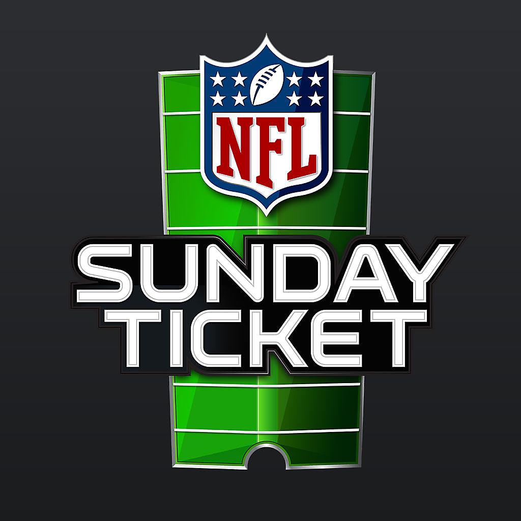 NFL Sunday Ticket Store Art