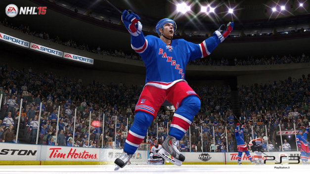 NHL® 15 Screenshot 1