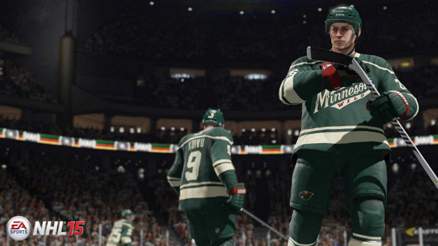 NHLᴹᴰ 15 Screenshot 1