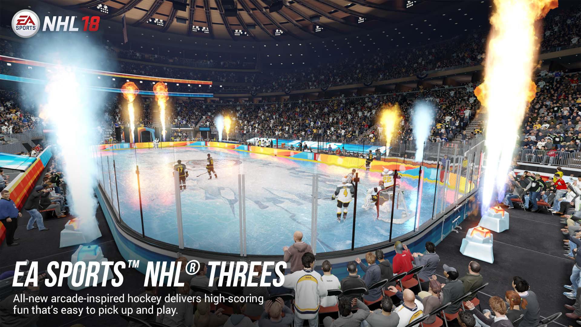NHL® 18 Game | PS4 - PlayStation