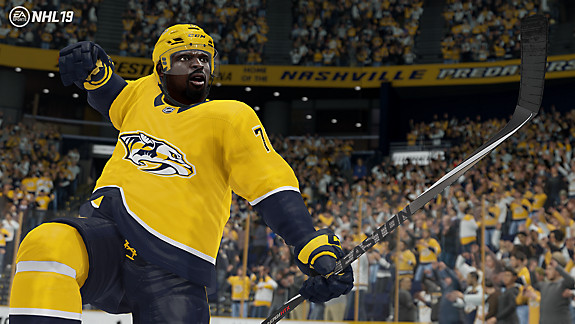 NHL® 19 PlayStation®4 Bundle - Screenshot INDEX