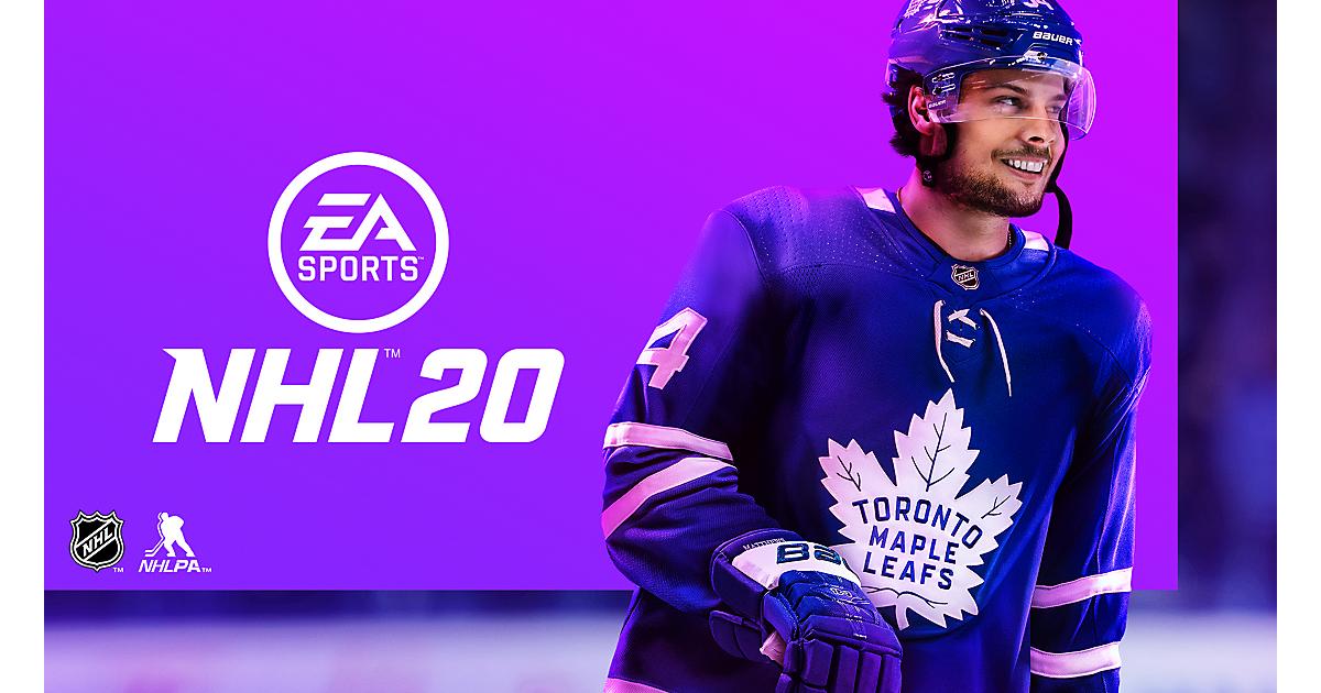EA SPORTS™ NHL® 20 Game   PS4 - PlayStation