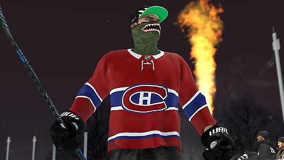 EA SPORTS™ NHL® 20 - Screenshot INDEX