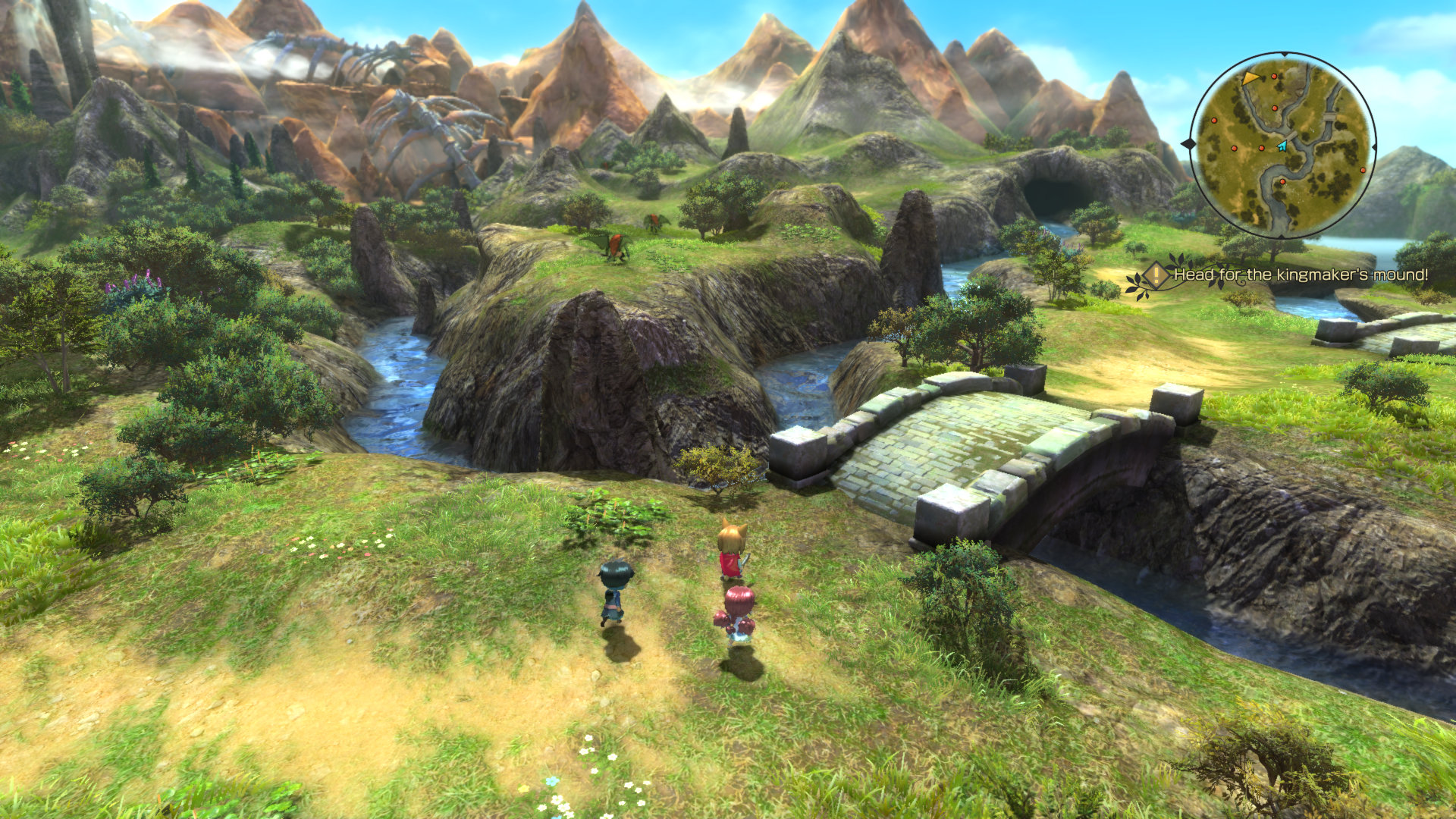 Ni No Kuni Ii Revenant Kingdom Game Ps4 Playstation