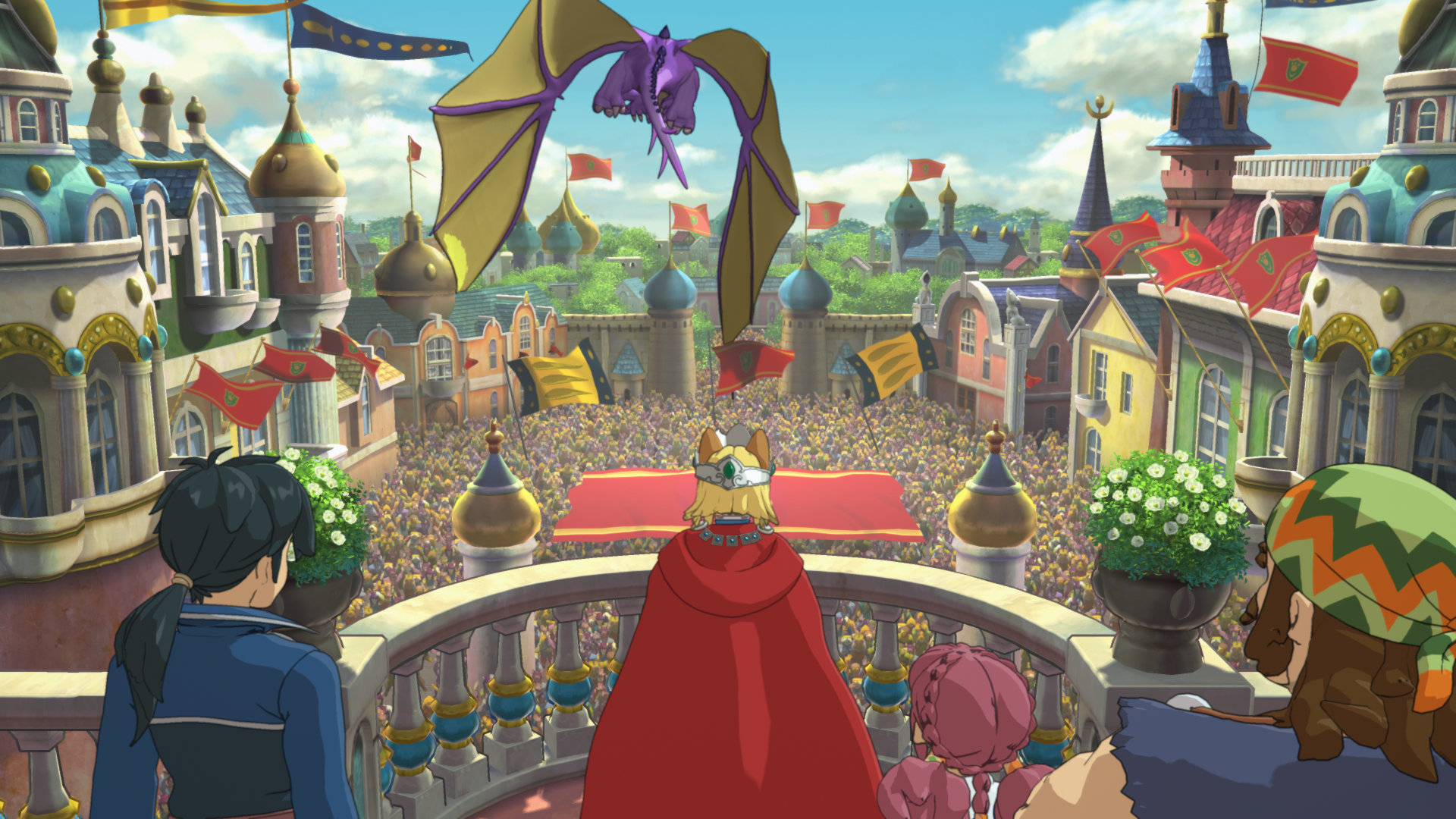 Image result for Ni No Kuni II: Revenant Kingdom