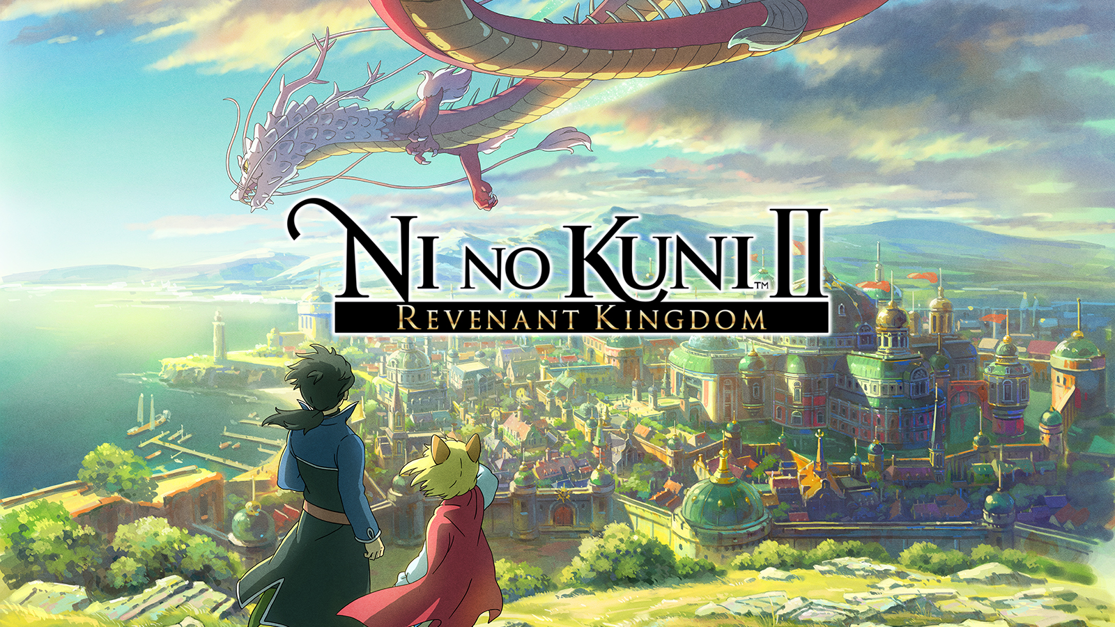 Ni no Kuni™ II: REVENANT KINGDOM Game | PS4 - PlayStation