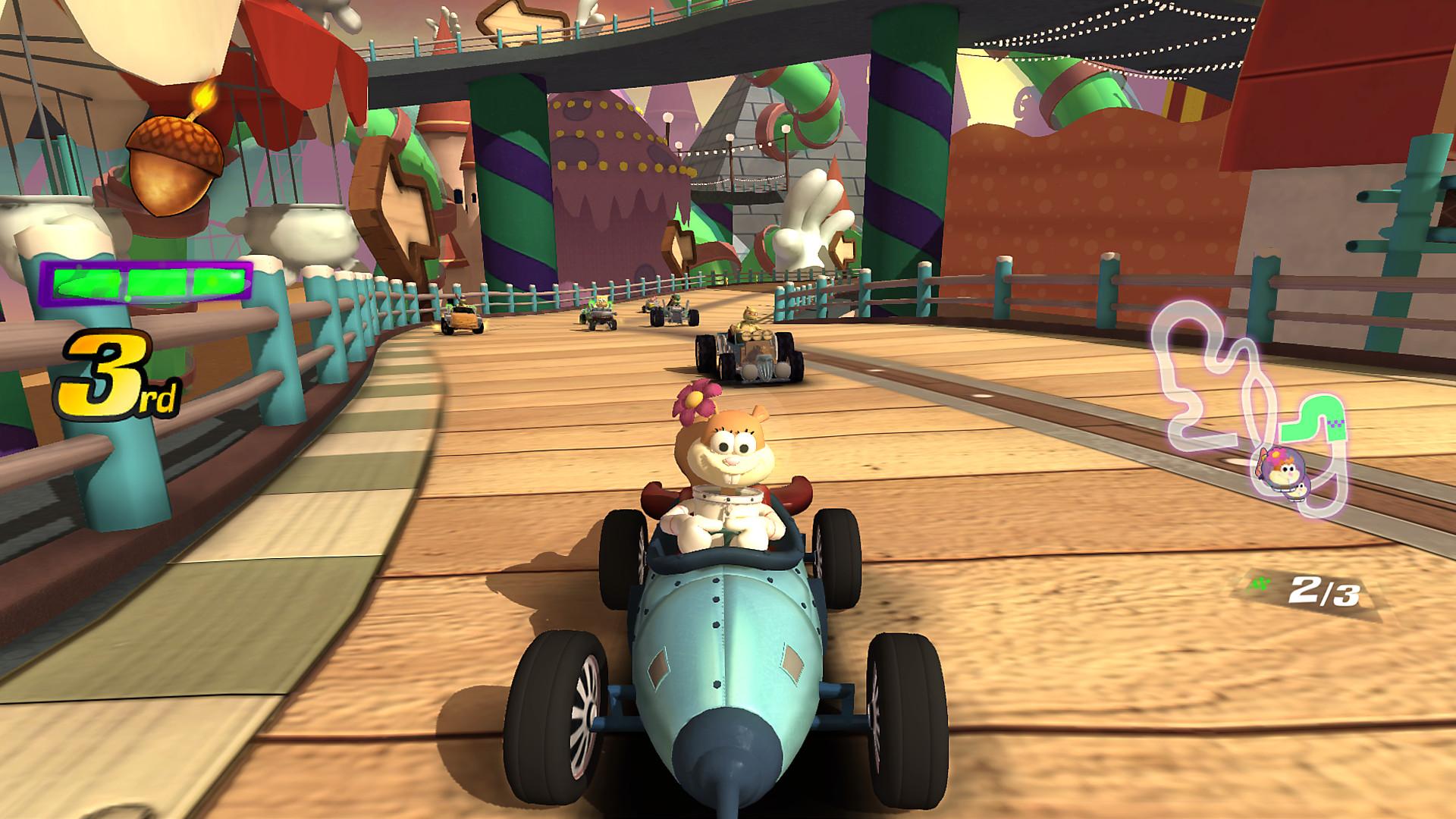 Nickelodeon Kart Racers Game | PS4 - PlayStation