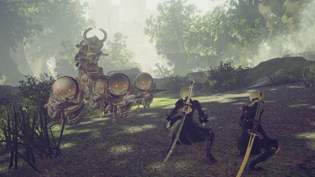 NieR: Automata Screenshot 4