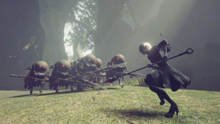 NieR: Automata Screenshot 2