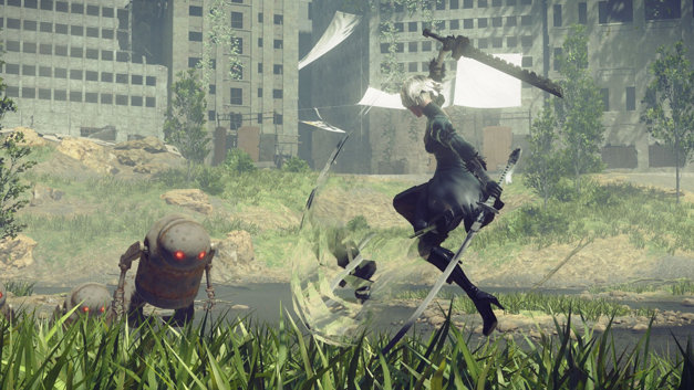 NieR: Automata Screenshot 10