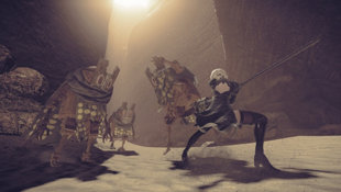 NieR: Automata Screenshot 5