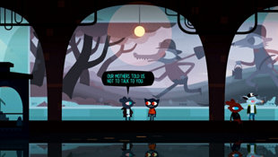 Night in the Woods Screenshot 3
