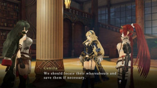 Nights of Azure 2: Bride of the New Moon Screenshot 6