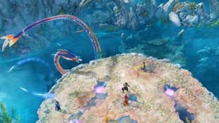 Nine Parchments Screenshot 2