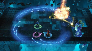Nine Parchments Screenshot 3
