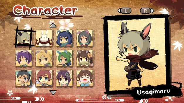 Ninja Usagimaru: Two Tails of Adventure Screenshot 1