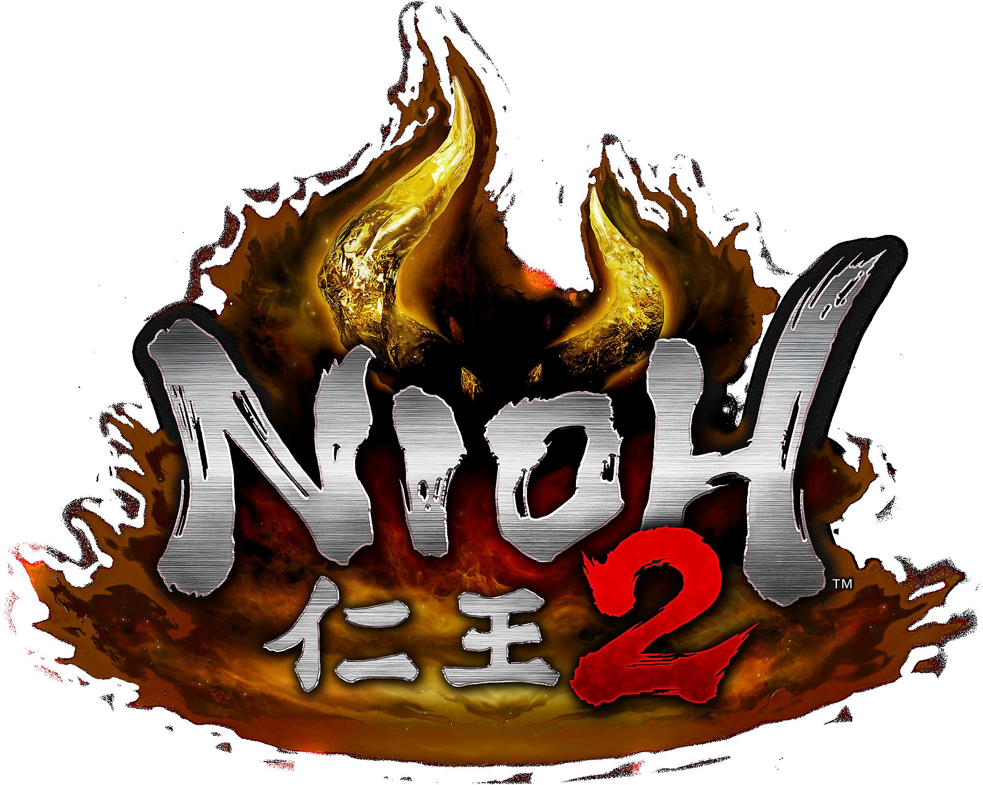 Resultado de imagem para nioh 2 logo png