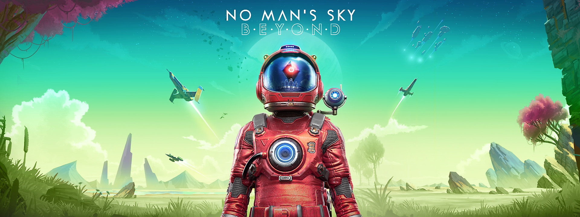 No Man's Sky - BEYOND Update and PS VR Mode Now Available