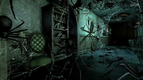 No Way Out - A Dead Realm Tale - Screenshot INDEX