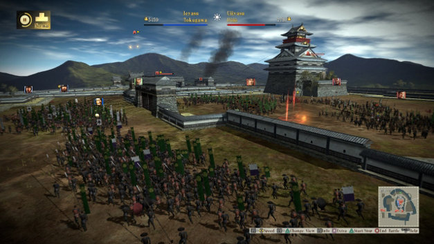 NOBUNAGA'S AMBITION: SOI - Ascension Screenshot 7