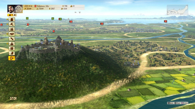 NOBUNAGA'S AMBITION: SOI - Ascension Screenshot 1