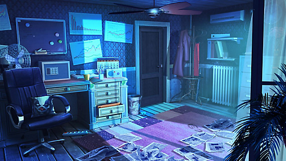 Noir Chronicles: City of Crime - Screenshot INDEX