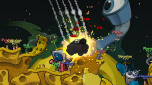 Worms™ 2: Armageddon Screenshot 2