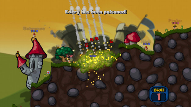 Worms™ 2: Armageddon Screenshot 4