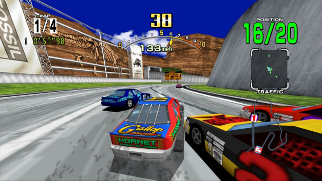 Daytona® USA Screenshot 10