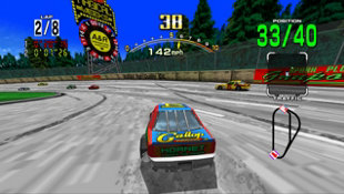 Daytona® USA Screenshot 12