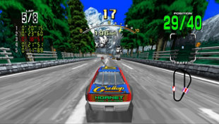 Daytona® USA Screenshot 15