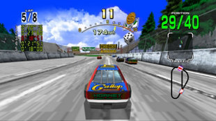 Daytona® USA Screenshot 17