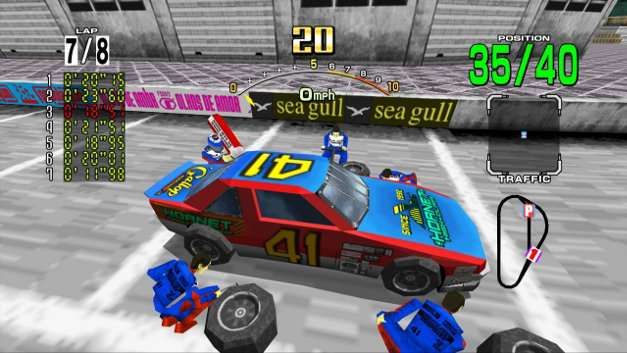 Daytona® USA Screenshot 16