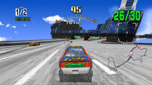 Daytona® USA Screenshot 20