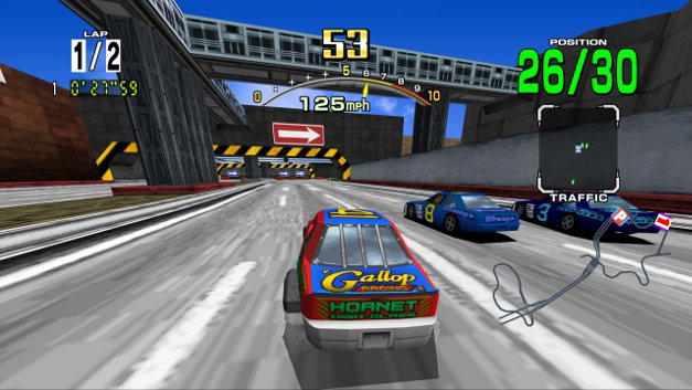 Daytona® USA Screenshot 22