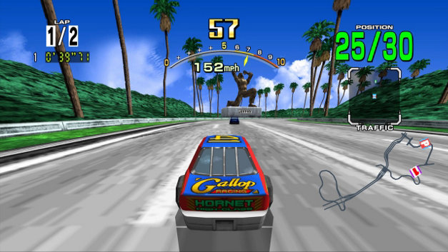 Daytona® USA Screenshot 25