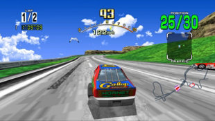 Daytona® USA Screenshot 27