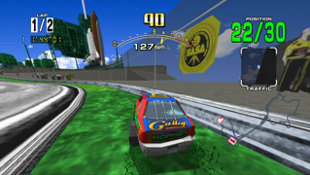Daytona® USA Screenshot 26