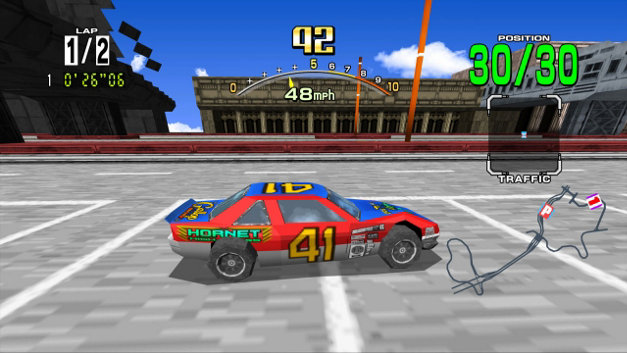 Daytona® USA Screenshot 28