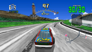 Daytona® USA Screenshot 29