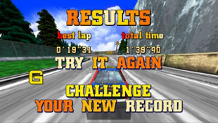 Daytona® USA Screenshot 38