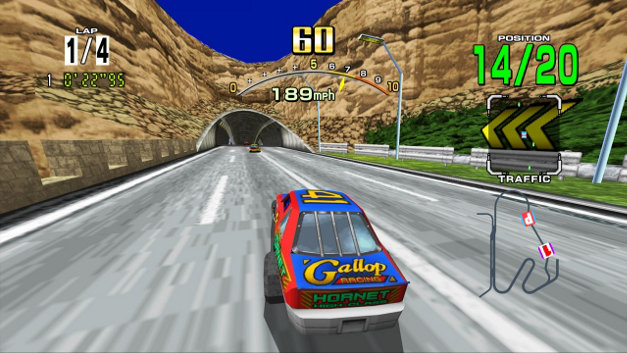 Daytona® USA Screenshot 4
