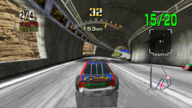 Daytona® USA Screenshot 7