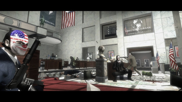 PAYDAY™ The Heist Screenshot 4