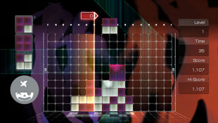 LUMINES™ Supernova Screenshot 5