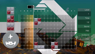 LUMINES™ Supernova Screenshot 6