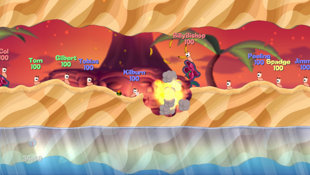 WORMS™ Screenshot 2
