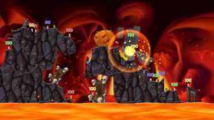 WORMS™ Screenshot 3